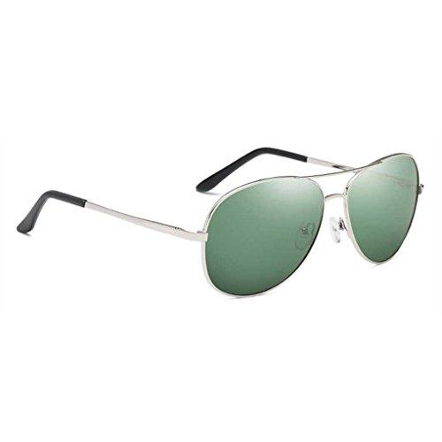 de Gafas fish Gafas de Metal Protector Conducción piloto Coolsir 6 Sol Eyewear Pesca de Hombres Frame Ligero Solar polarizadas Retro Sol PFrq7FIx
