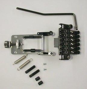 Ibanez Edge-Zero Bridge Assembly Cosmo Black (2TRX5AE001)   B07BBMYKKJ
