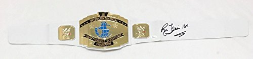 Ric Flair WWE WCW Signed Autographed Toy Championship Bel...