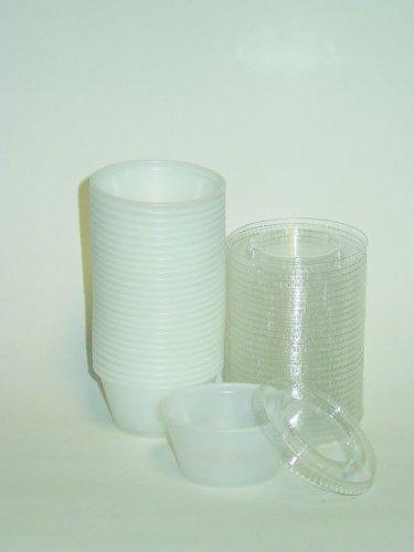 2 oz paper souffle cups - 9