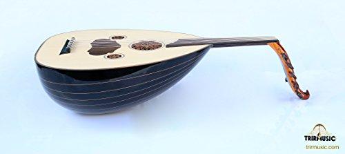 Turkish Quality Walnut String Instrument Oud Ud AO-108 by SALA