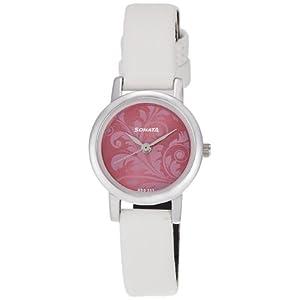 Sonata Analog Pink Dial Women's Watch