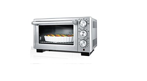 Oster Designed for Life 6-Slice Toaster Oven, Silver by Oster (Image #1)