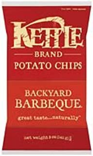 product image for Backyard Barbeque Kettle Brand Potato Chips, 5 oz Bags (Pack of 12)