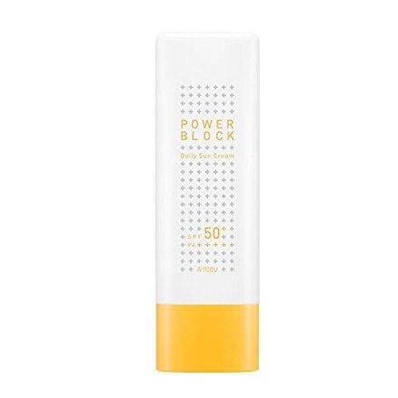 [A'PIEU] Power Block Daily Sun Cream SPF50+ PA++++ 50ml