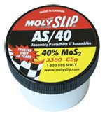 Molyslip Inc. 3350 Anti-Scuff Assembly Paste (AS/40) (Case of 12) by Molyslip Inc.
