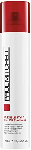 Thermal Protection Formula (Paul Mitchell Hot Off The Press Thermal Protection Hairspray 6 oz)
