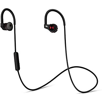 c375c50b94c JBL UnderArmour Sport Wireless in-Ear Headphones with Heart Rate Monitor  (Black)