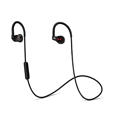 Review JBL Under Armour Sport Wireless Heart Rate In-Ear Headphones Black