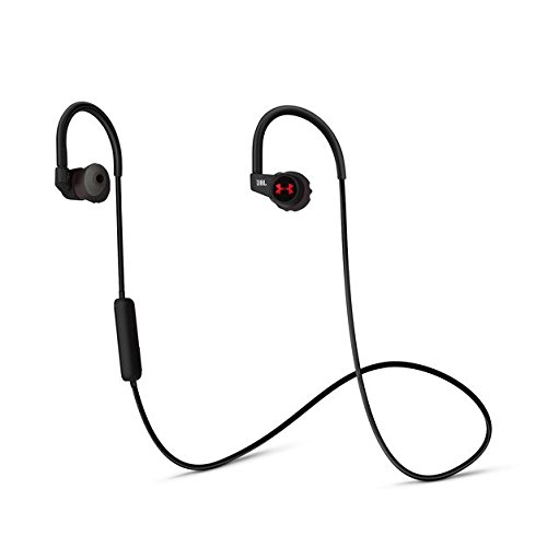 JBL Under Armour Sport Wireless Heart Rate In-Ear Headphones Black