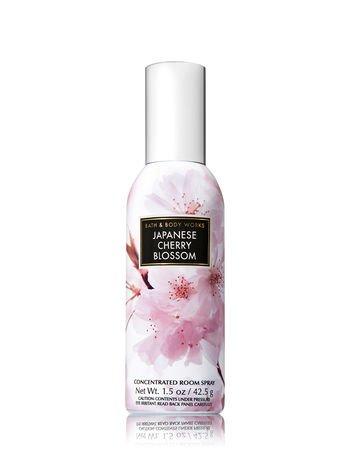 Bath & Body Works Room Perfume Spray Japanese Cherry Blossom 2017