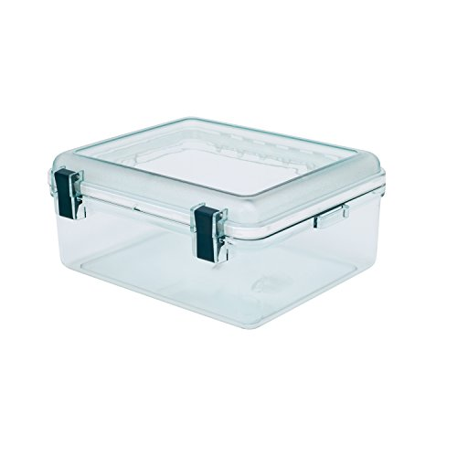 GSI Outdoors Lexan Gear Box, (Waterproof Storage Boxes)