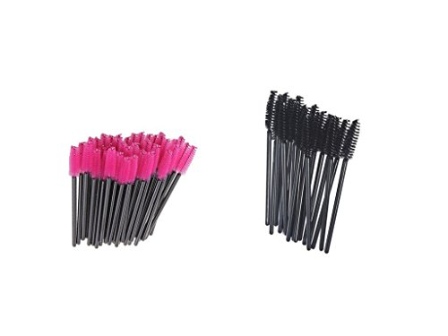 Shintop Disposable Eyelash Eye Lash Makeup Brush Mascara Wands Applicator Makeup Kits