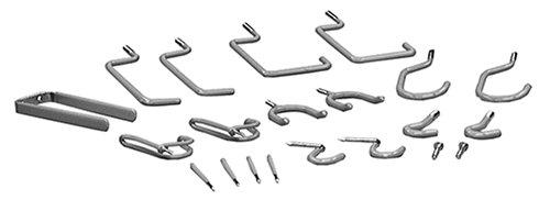 Crawford-Lehigh OR20 20 Piece Storage Hook Pack