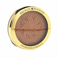 Physicians Formula Bronze Booster Glow-Boosting Airbrushing Bronzing Veil Deluxe Edition, Medium To Dark - 0.42 Oz (pack of 2)