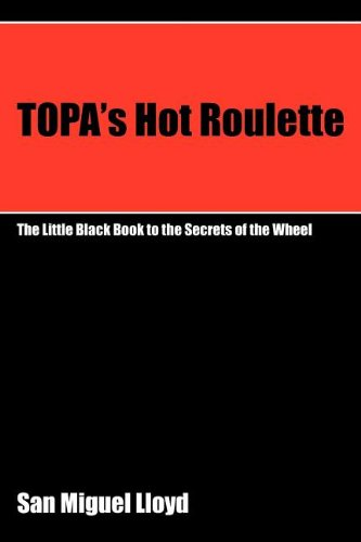 Topa S Hot Roulette The Little Black Book To The Secrets Of The Wheel Lloyd San Miguel 9781604819038 Amazon Com Books Visitors to the website begin an online chat (text, audio, and video). amazon com