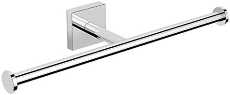 Chrome Nameeks NNBL0034 Luxury Hotel Polished Double Toilet Paper Holder