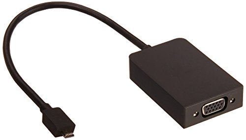 Mini DisplayPort to VGA Adapter for Surface Pro from Microsoft