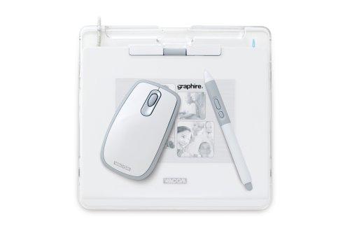 Wacom Graphire4 4x5 Tablet White