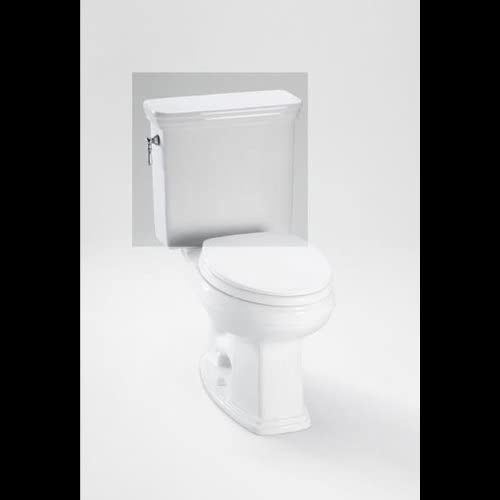 TOTO ST794E#11 Nexus Tank with E-Max Flushing System Tank Only Colonial White