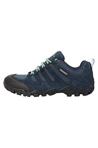 palestra marino Warehouse Mountain jogging donna tutte Scarpe lacci trekking da Leggera stagioni traspirante e Belfour blu passeggio le per con per da BFFraHn
