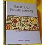 Public and Private Families : An Introduction, Cherlin, Andrew J., 0070106320