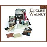 Therma Tru English Walnut Same-Day TM Stain Finishing Kit by Therma Tru