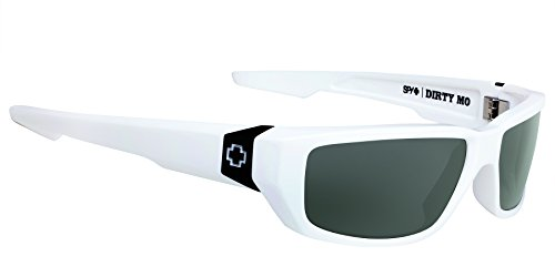 para Spy hombre Gafas happy de sol gray green 11t7Bq6