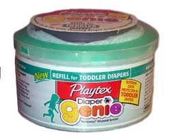 Amazon.com : PLAYTEX DIAPER GENIE TWISTAWAY REFILL TODDLER