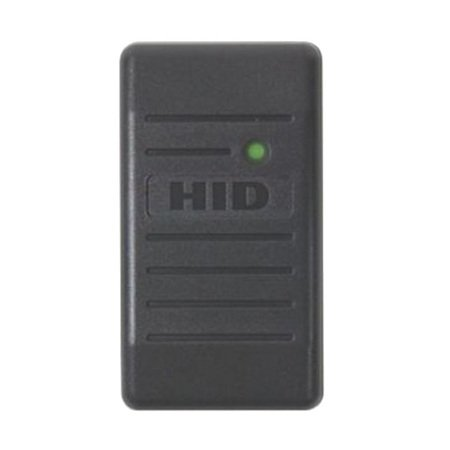 HID ProxPoint Plus Grey Mini Mullion Access Control Reader ()
