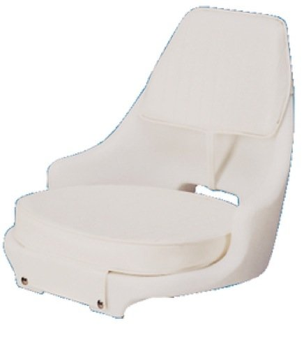 Molded Boat Seat With Arms