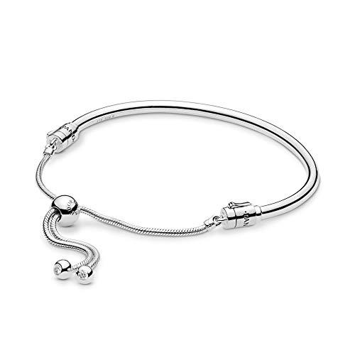 Pandora Women Silver Bangle 597953CZ-1