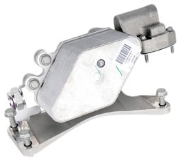Radiator Auxiliary Cooler (ACDelco 12605352 GM Original Equipment Auxiliary Engine Oil Cooler)