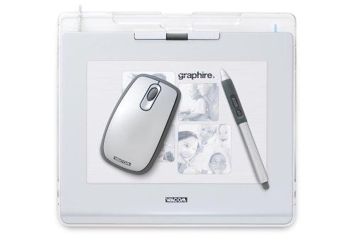 Wacom Graphire4 6x8 USB Tablet ( CTE640S ) - Silver