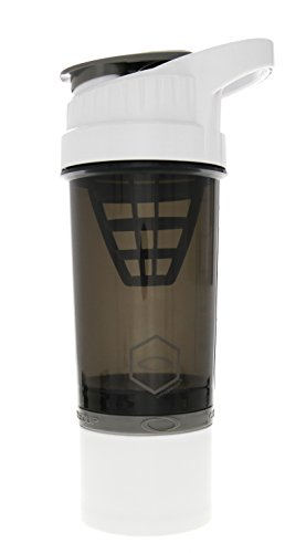 (Cyclone Cup - Shaker Bottle For Powder, Protein Shaker With Secure-Lock And Tight-Sealed Lid For
