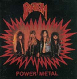 Power Metal (Reinventing Hell The Best Of Pantera)