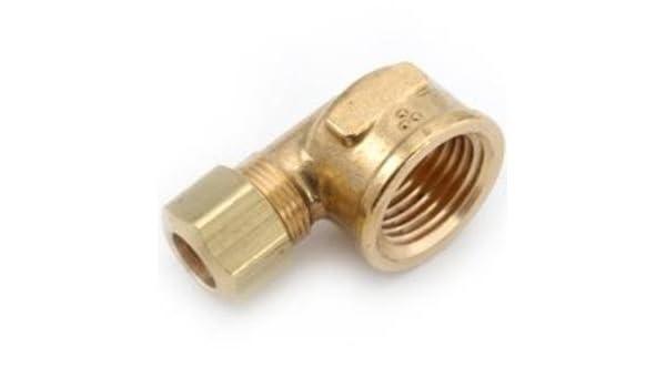 Brass Division EBVP1040 1//2 OD Ref Ball Valve 502055 Parker Hannifin Corp