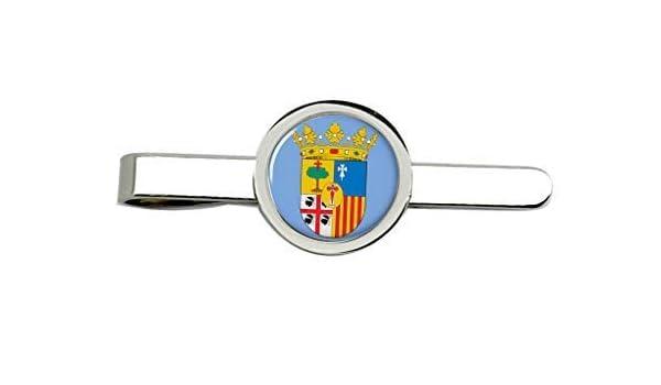 Giftshop UK Zaragoza (España) Corbata Clip: Amazon.es: Joyería