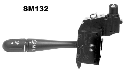 Dimmer Wiper (Shee-Mar SM132 Turn Signal - Wiper - Dimmer - Multifunction Switch)
