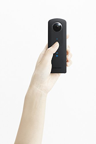Ricoh-Theta-S-Digital-Camera-Black