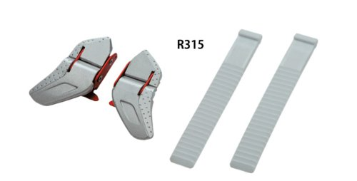 SP R315 buckle&strap SR/RD by Shimano B004YI82BS