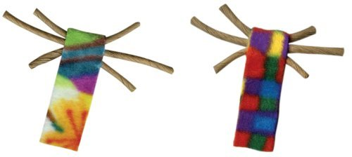 Whisker Chasers (Cat Dancer 803 Whisker Chasers Interactive Cat Toy, 2-Pack by Cat Dancer Products)