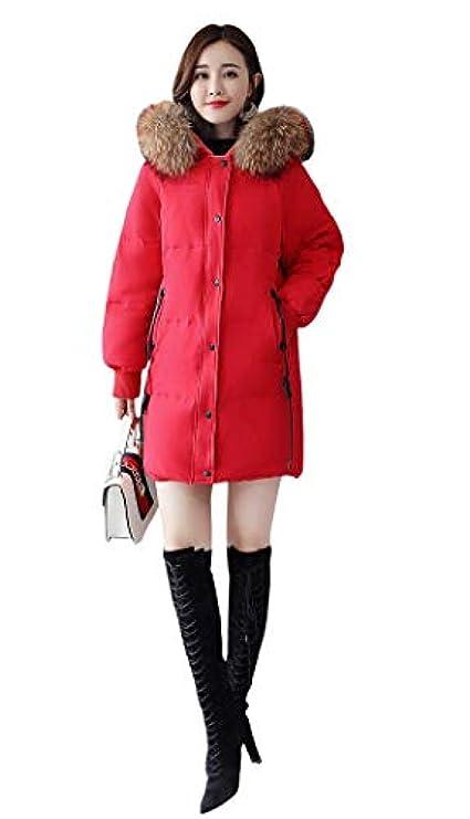 Da Cappotti A Capispalla Con Cappuccio Lunghe Invernali Maniche Per Donna U8wwq5x4C