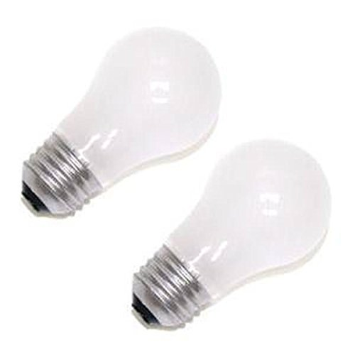 GE 2 Pack Ceiling Light Bulbs