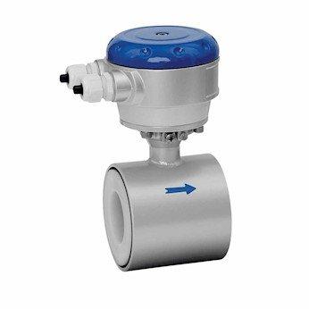 Krohne CP VN1748 VN30 Optiflux Electromagnetic Flow Sensor 115V 3.82-152.97 GPM 1.25 Wafer