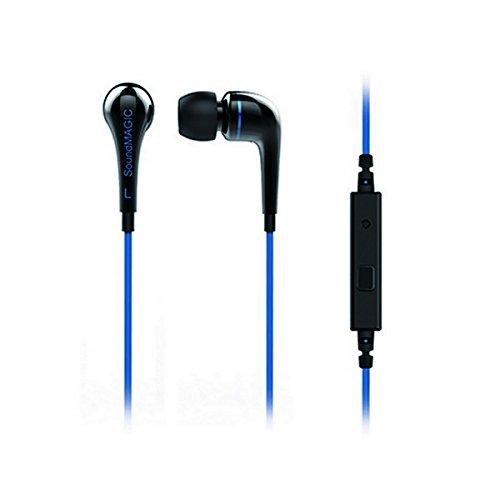 SoundMAGIC ES11S Black-Blue Headset