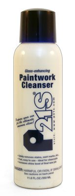 - P21S Paintwork Cleanser, 11.8 oz - 3 Pack