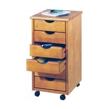 Amazon.com: Ikea Alex Drawer Unit Drop File Storage White
