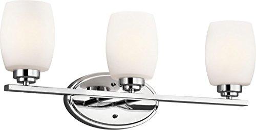 Kichler 5098CH Eileen Bath 3-Light, ()