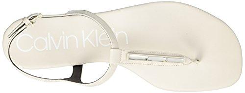 Sandal Sharene White Soft White Womens Klein Soft Sharene Calvin Klein Calvin Womens Calvin Sandal Klein 1anxwA7Wg